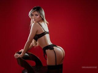 Naked private OrianaRosse
